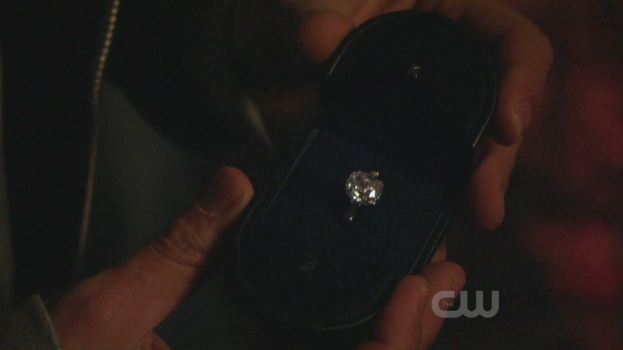 Chucks engagement ring for Blair chuck and blair the perfect pair